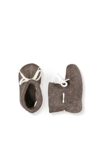 Glerups støvle i filt til baby - Pris: 200,-
