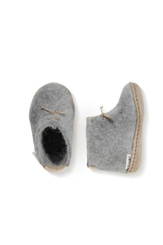 Glerups støvle i filt til børn - Pris: 350,-