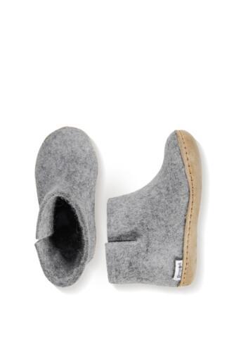 Glerups støvle i filt til junior - Pris: 400,-